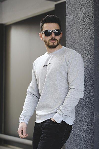 Lgg Brooklyn Pamuklu Erkek Sweatshirt