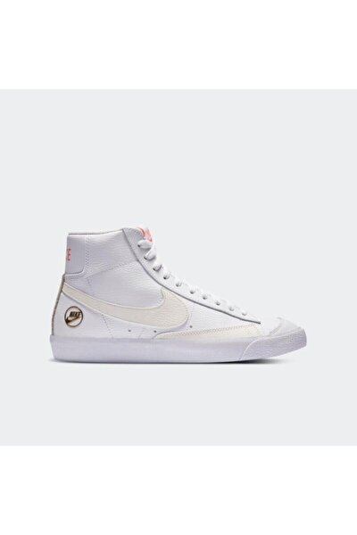 Unisex Beyaz Blazer Mid Vintage 77 Ayakkabı Dc1421-100