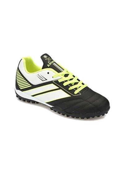 TRIM TURF Siyah Neon Yeşil Beyaz Erkek Çocuk Halı Saha Ayakkabısı 100232869