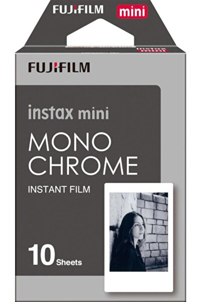 Instax Mini Monochrome Siyah-beyaz 10'lu Film