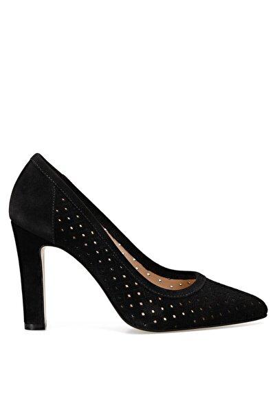 HOLDEN Lacivert Kadın Klasik Topuklu Ayakkabı 100526458
