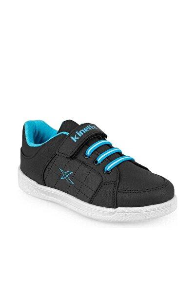 Lenko Pu 9pr Siyah Erkek Çocuk Ayakkabı