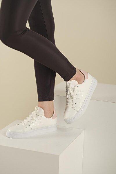 Liven Kalın Taban Kadın Spor Ayakkabı