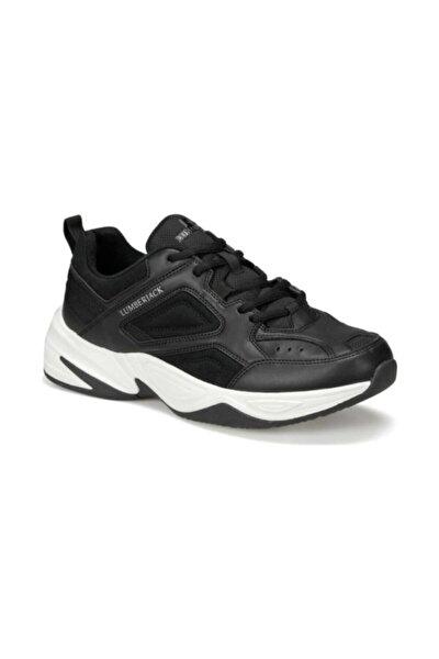 Legend Wmn 9pr Siyah Kadın Kalın Taban Sneaker Spor Ayakkabı