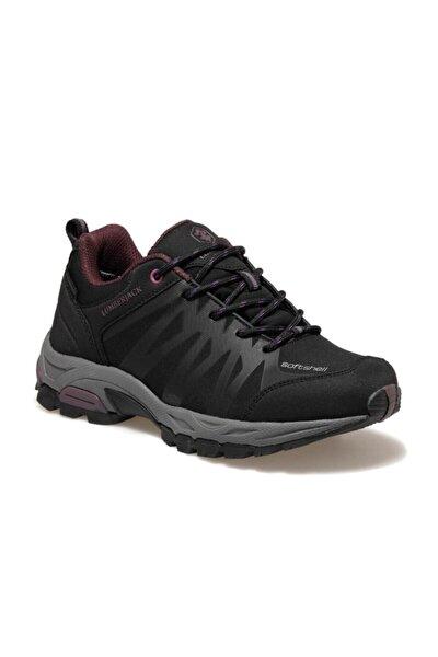 Andor 100420744 Siyah-mor Waterproof Kadın Outdoor Ayakkabı