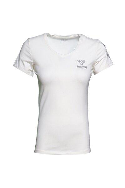 HMLSONY Beyaz Kadın T-Shirt 101085870