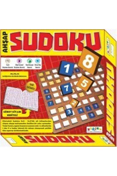 Ahşap Sudoku