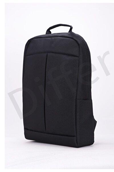 """15.6"""" Siyah Notebook Laptop Bilgisayar Sırt Çantası"""
