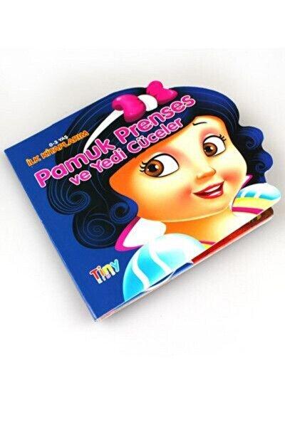 0 3 Yaş Ilk Kitaplarım Pamuk Prenses Ve Yedi Cüceler