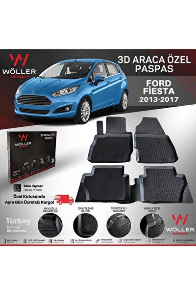Ford Fiesta Paspas 2013 2017 Arası 3d Havuzlu Paspas