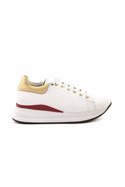 Deri Kadın Spor & Sneaker 9-918