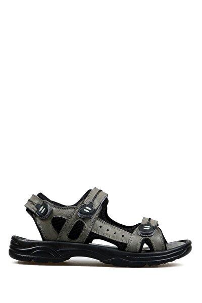 Kadın  Gri  Sandalet 556 1617-g