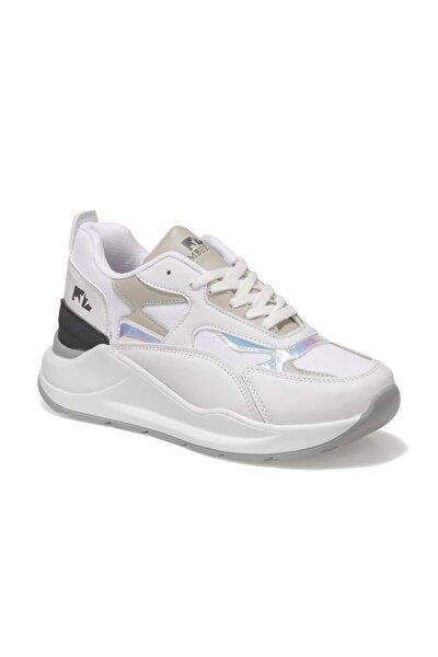 NATALIE 1FX Beyaz Kadın Fashion Sneaker 100919011