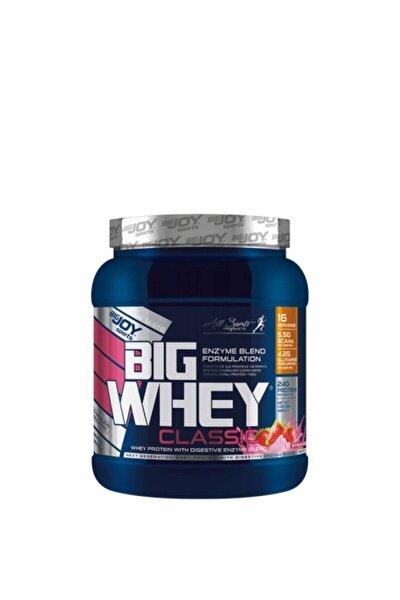 Bigjoy Sports Big Whey Classic Whey Protein Tozu Çilek Aroma 488g
