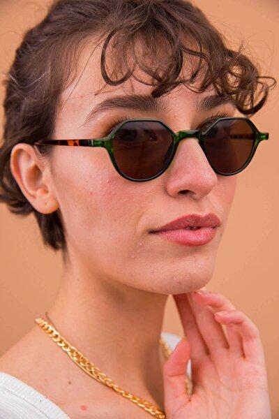 Paula Green Leopard Güneş Gözlüğü