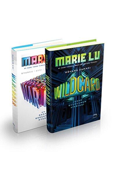 Wildcard + Warcross -marie Lu Seti 2 Kitap Takım