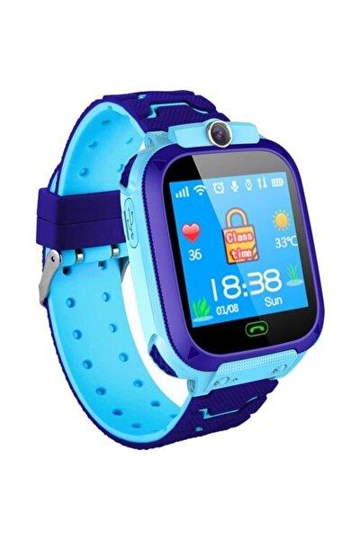 Akıllı Saat - Çocuk Takip Saati - Sim Kartlı Arama- Kameralı - Kayıtlı