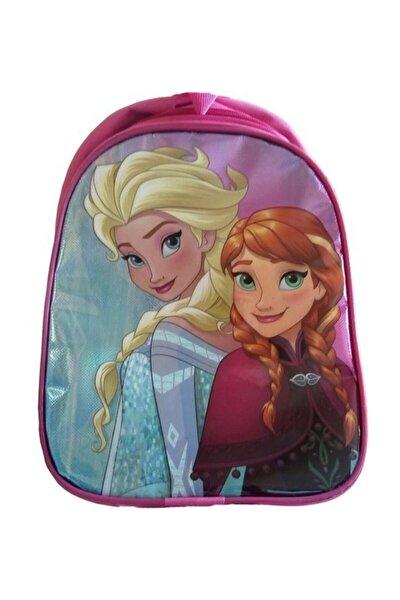 Frozen Anaokulu Ve Günlük Kullanım  Çantası  Işıklı  Sırt Çantası Elsa Ve Anna