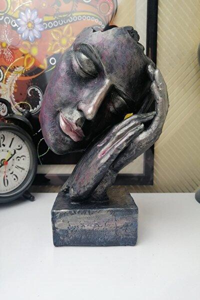 Uyuyan Güzel Dekoratif Mask