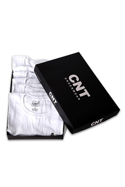 Erkek Atlet Pamuklu Basic 6'lı Premium Paket