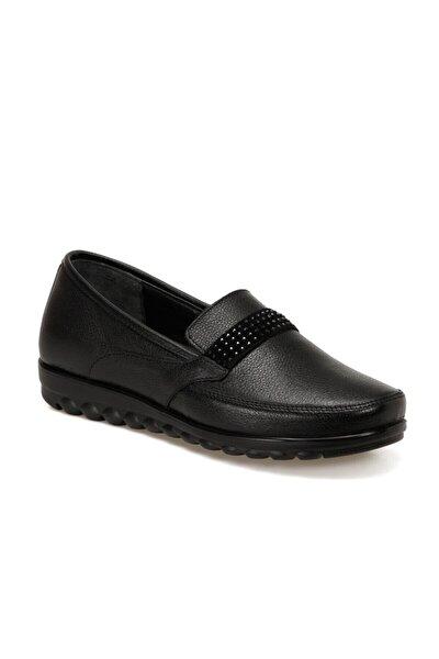 103140CZ Siyah Kadın Comfort Ayakkabı 100555170