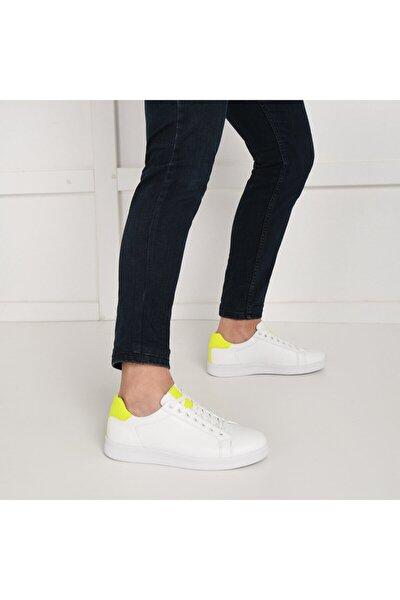 EC-1075 Beyaz Erkek Ayakkabı 100569513