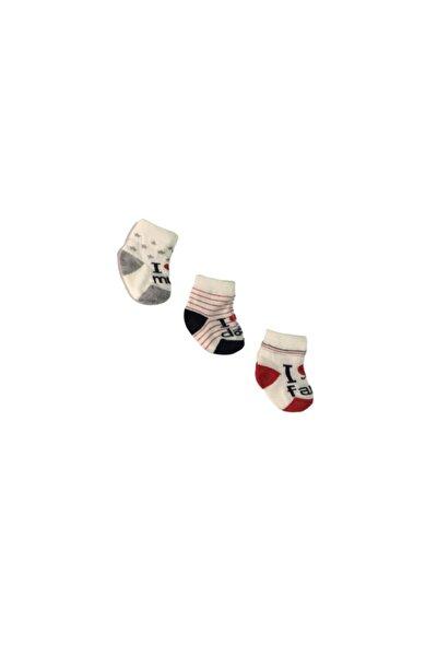 Bebek Üçlü Çorap