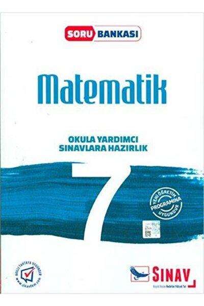 Sınav 7.sınıf Matematik Soru Bankası