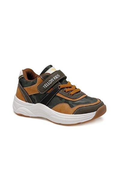 281-004 Yeşil Erkek Çocuk Spor Ayakkabı