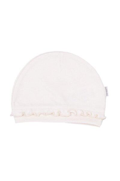 Organik Elegant Düz Şapka