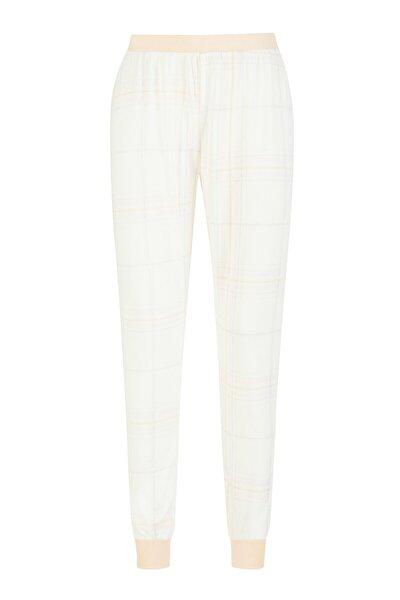 Kadın Beyaz Sweet Home Termal Pantolon