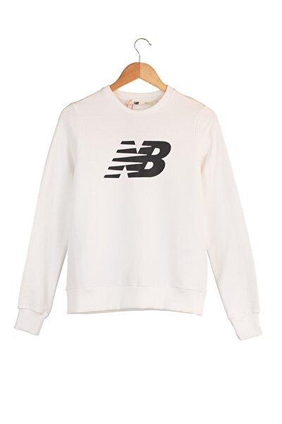 Kadın Spor Sweatshirt - CREW NECK  - WTC0303-WT