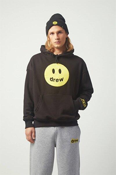 Drew Oversıze Sweatshirt Siyah Tr30004