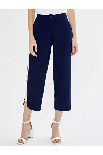 Xınt Yüksek Bel Oval Paça Rahat Kesim Pantolon