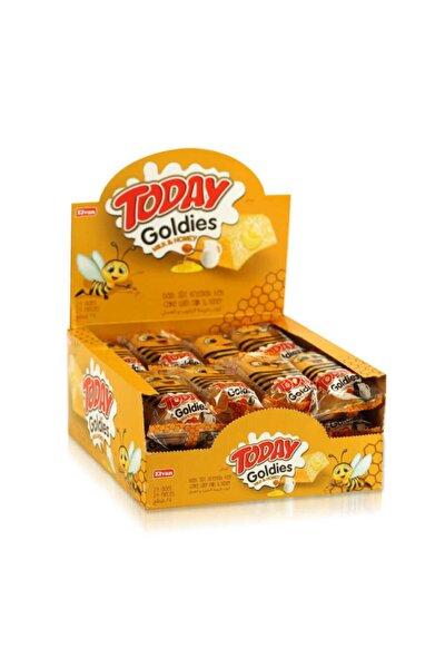 Today Goldies Ballı-sütlü 35 gr. 24 Adet (1 Kutu)