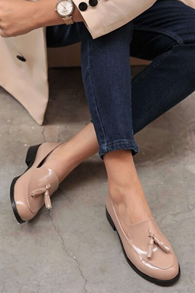 Iris Vizon Rugan Oxford Ayakkabı
