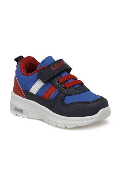 Sander Pu Lacivert Erkek Çocuk Yürüyüş Ayakkabısı