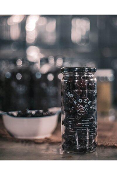 Doğal Yuvarlama ( Çevirme ) Siyah Zeytin 300 Gr