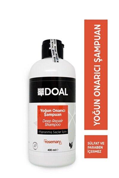 Yıpranmış Saçlar Için Yoğun Onarıcı Şampuan 400 ml