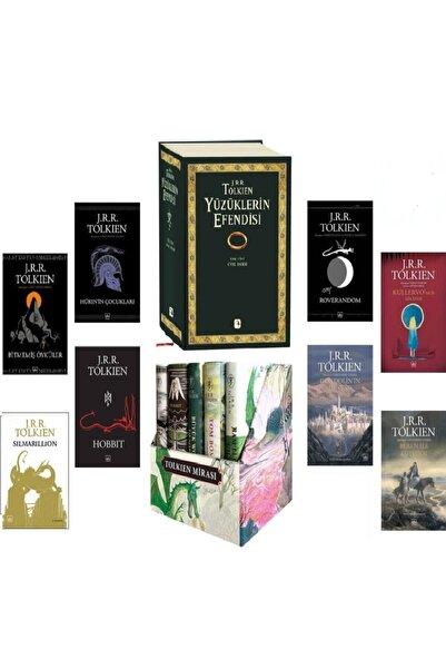 Tolkien Külliyatı 14 Kitap Set Yüzüklerin Efendisi Silmarillion-hobbit-bitmemiş Öyküler-orta Dünya