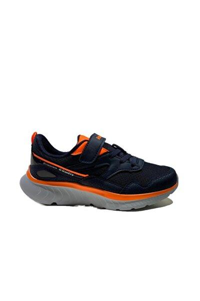 Decker J Lacivert Erkek Çocuk Yürüyüş Ayakkabısı