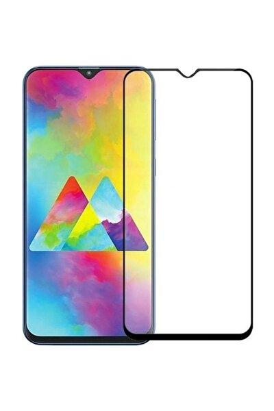 Samsung Galaxy M 21 5d Uyumlu Tam Kaplayan Kırılmaz Cam Ekran Koruyucu 5d