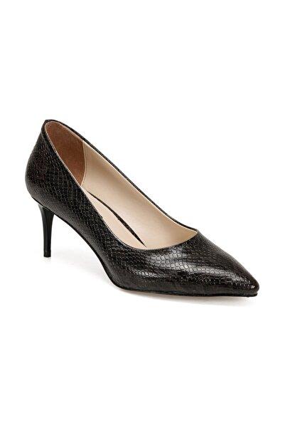 ATES Kahverengi Kadın Topuklu Ayakkabı 100666190