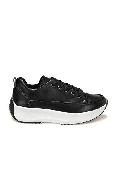 MARCEL Siyah Kadın Havuz Taban Sneaker 101016290