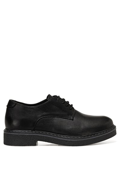 HELA Siyah Kadın Oxford Ayakkabı 101025893