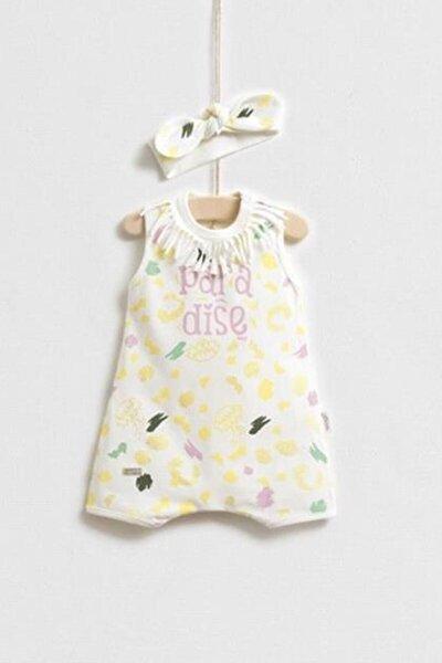 Sarı Kız Bebek Tulum