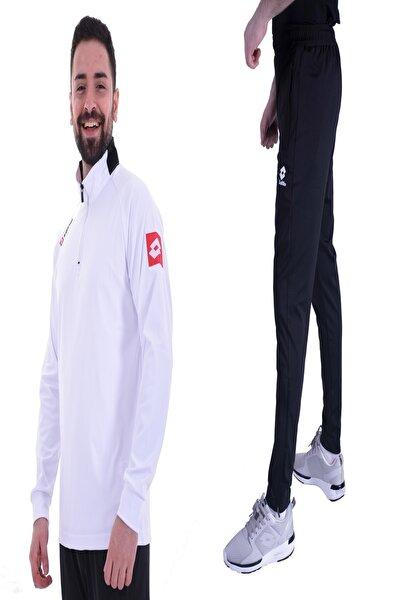 Eşofman Takımı, R8923 Horz Antrenman Eşofman Takımı Beyaz