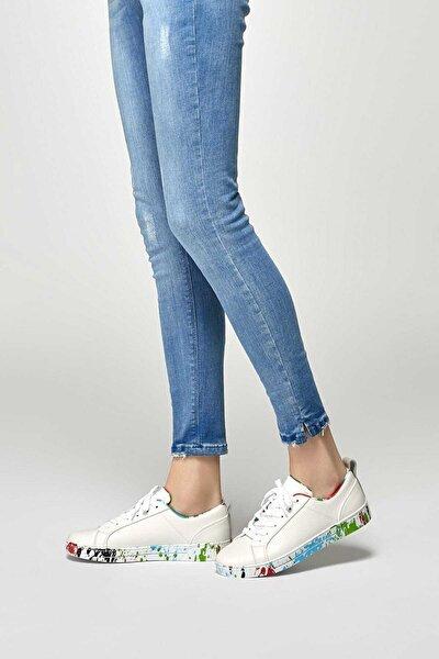 VELLA Beyaz Kadın Ayakkabı 100302899