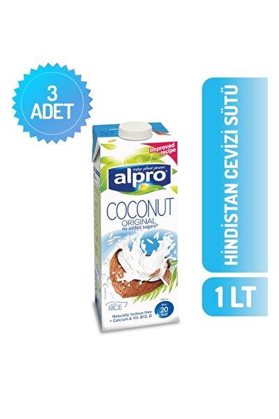 Hindistan Cevizi Sütü 1 Lt X 3 Adet