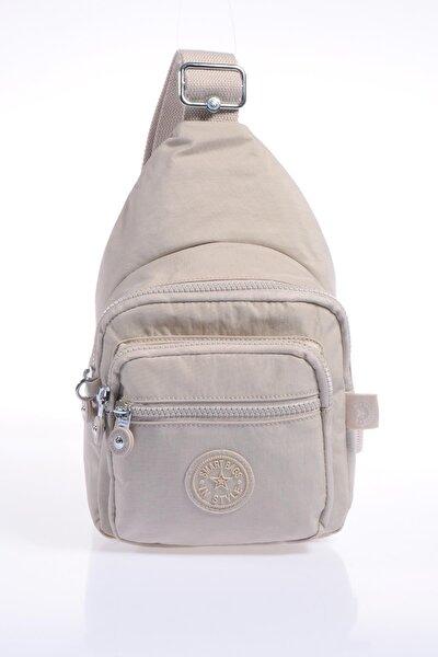 Smb1044-0003 Bej Kadın Body Bag